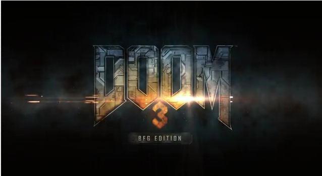 Doom3 BFG Edition