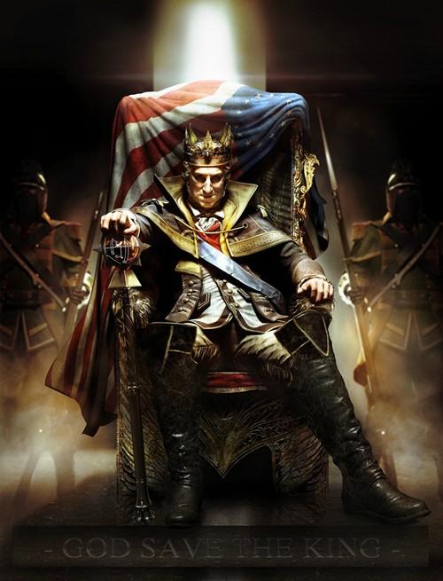La tirania del Rey de Washington