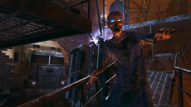Black Ops II zombis