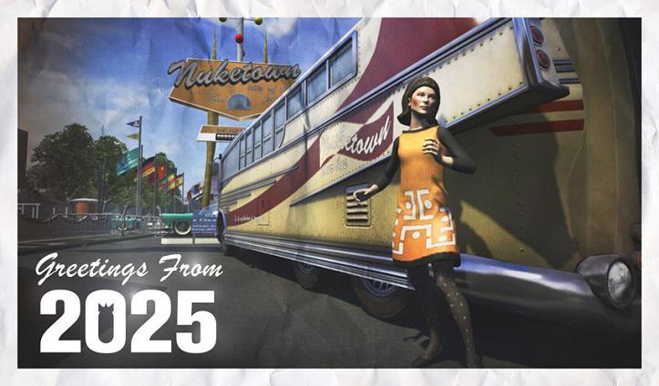 Nuketown CoD: Black Ops II