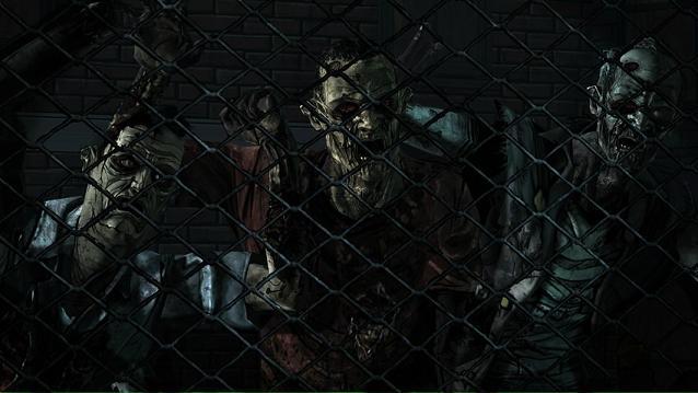 The Walking Dead Episodio 4