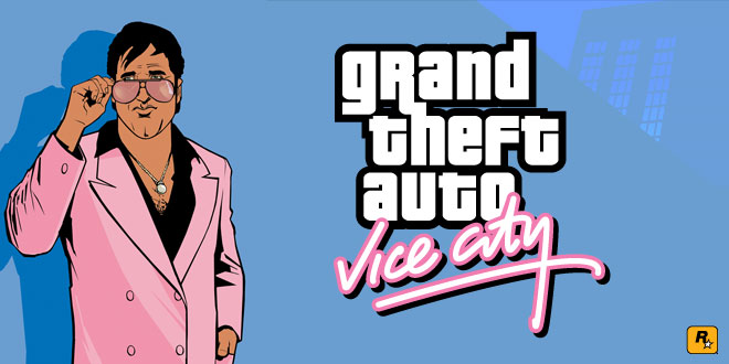 GTA Vice City y GTA San Andreas