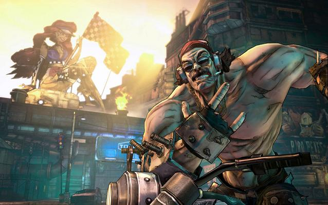 DLC Borderlands 2