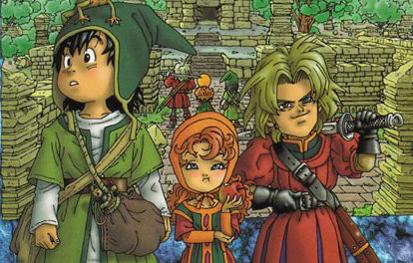 Dragon Quest VII Nintendo3DS
