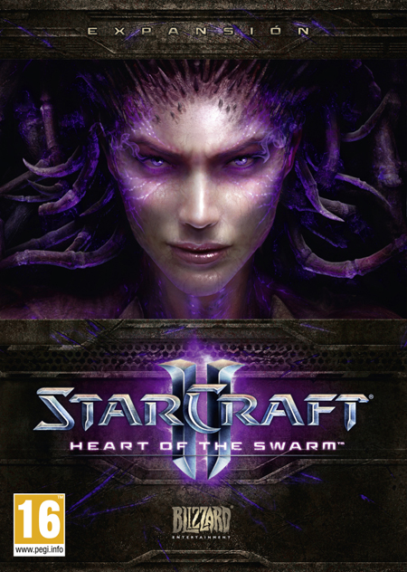 Star Craft II Heart of the Swarm