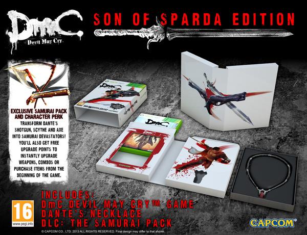 Son of Sparda Edition