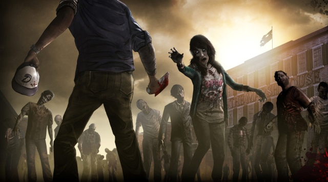 Episodio 5 de The Walking Dead  No Time Left