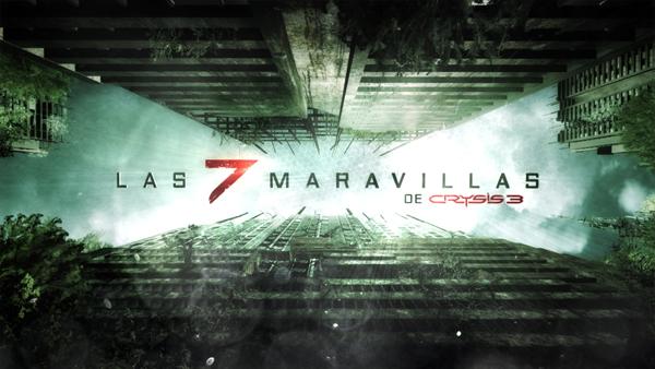 7 Maravillas de Crysis 3