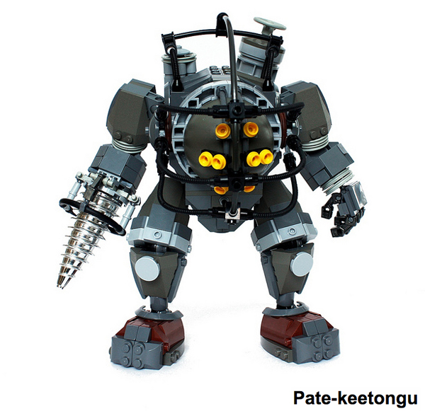 Big Daddy Lego