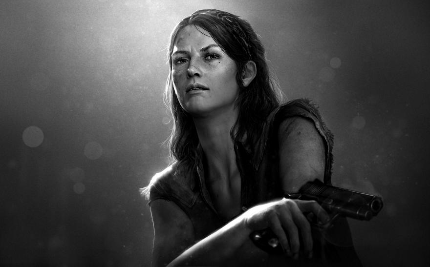 Tess The Last of Us