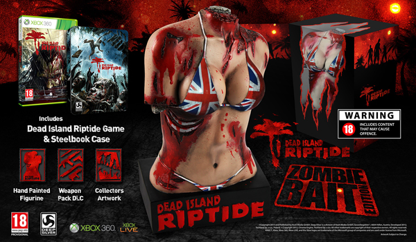 Dead Island Zombie Bait Edition