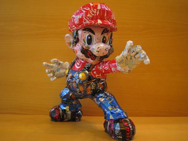 Mario-Macaon