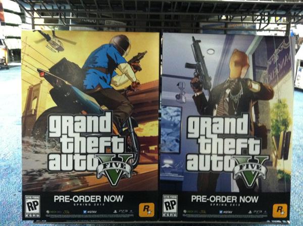 GTAV Gamestop