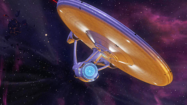 Star Trek The Video Game