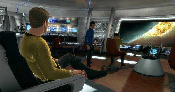Star Trek The Videogame