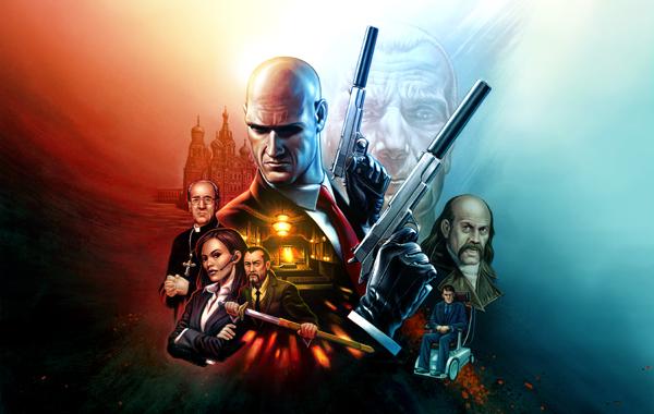 Hitman HD: Trilogy