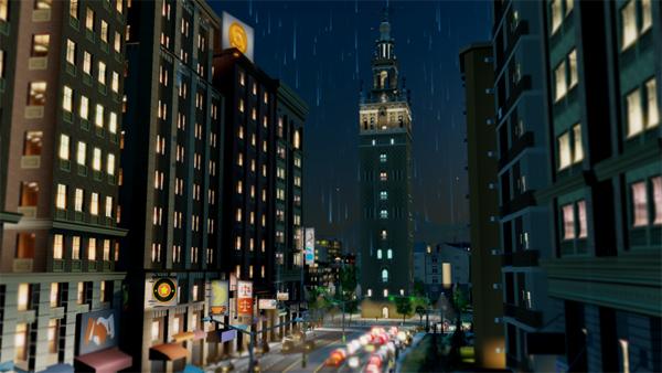 La Giralda SimCity