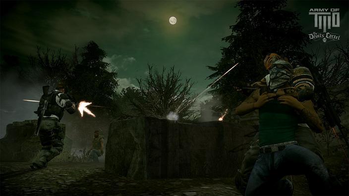 Nuevas imágenes de Army of Two: The Devil's Cartel