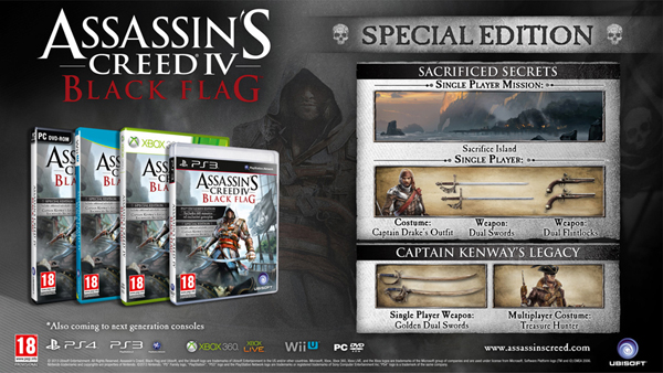 ACIV Special Edition