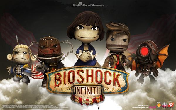 Sackboy BioShock Infinite