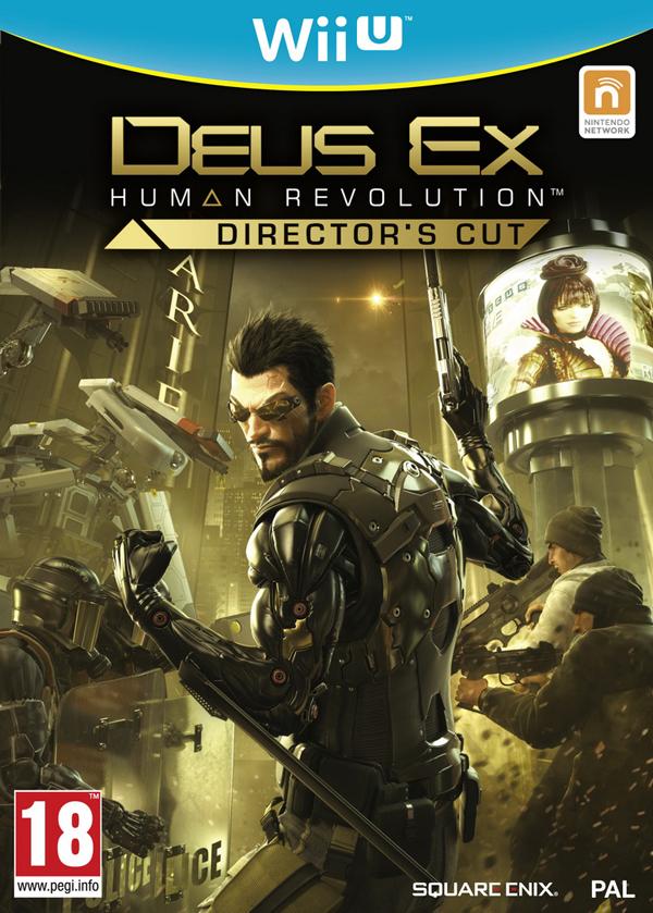 Deus Ex: Human Revolution para Wii U