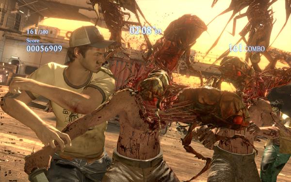Resident Evil 6 x Left 4 Dead 2