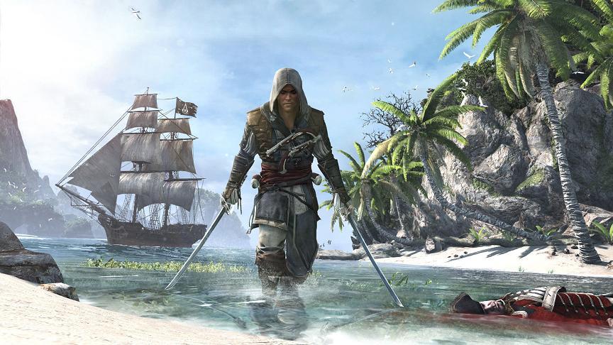 Nuevas imágenes y arte conceptual de Assassin's Creed: IV Black Flag