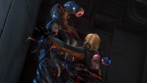 Rachel Resident Evil Revelations