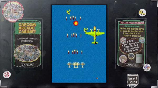 Capcom Arcade Cabinet año 1984