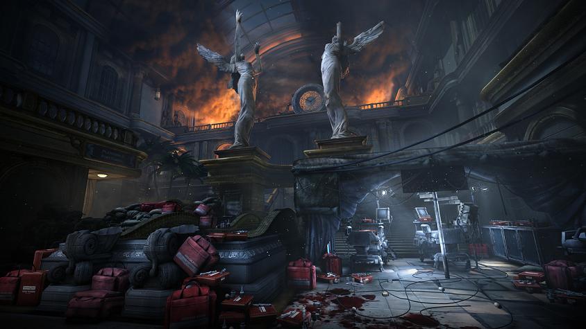 Microsoft y Epic Games han anunciado el segundo contenido descargable para Gears f War: Judgment.