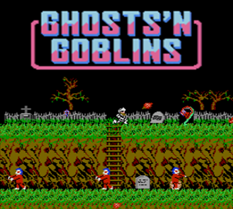 Super Ghouls?n Ghosts para Wii U