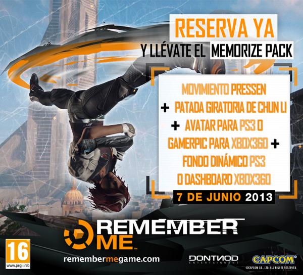 Memorize Pack