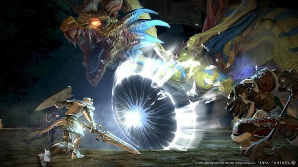 Final Fantasy XIV: A Realm Reborn.