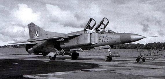 """MiG-23 """"846"""""""