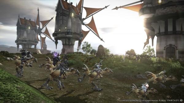 Tráiler de lanzamiento de Final Fantasy XIV: A Realm Reborn