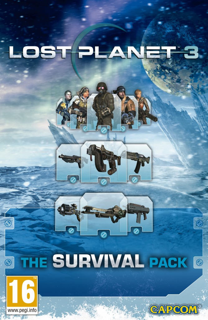 Lost Planet 3: Survival Pack
