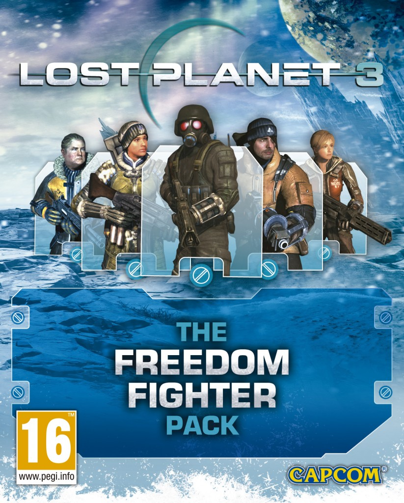 Lost Planet 3: Freedom Fighter-1