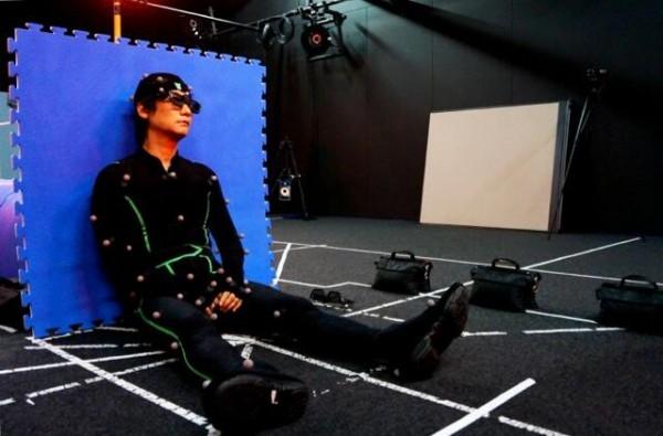 Kojima Motion Capture