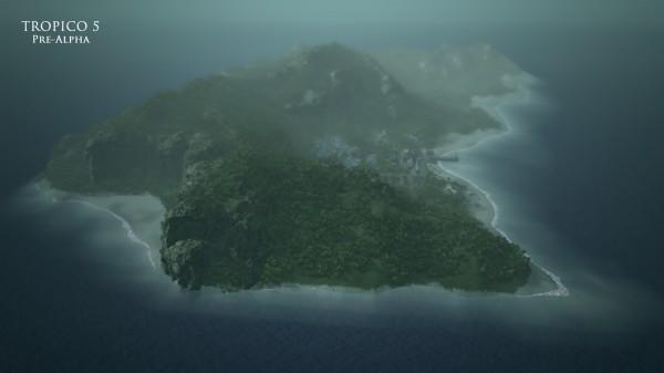 Primeras imágenes de Tropico 5