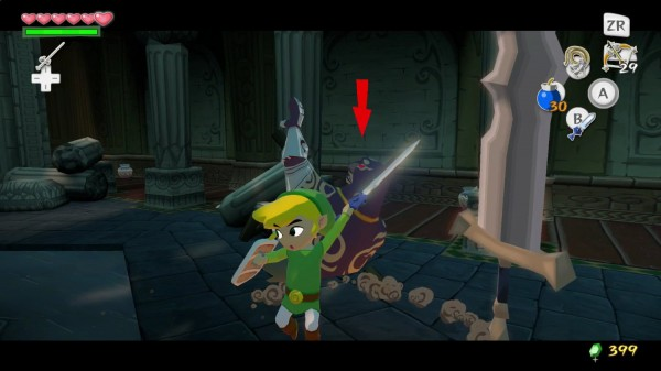 Tle Legend of Zelda: The Wind Waker