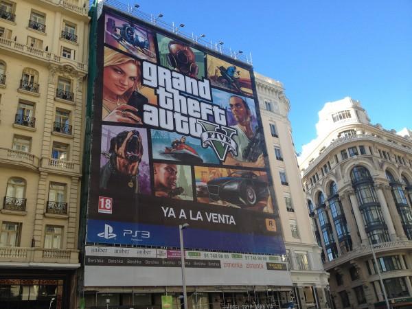 GTA V - Gran Vía