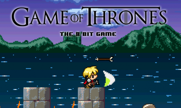 Game of Thrones: The 8 Bit Game