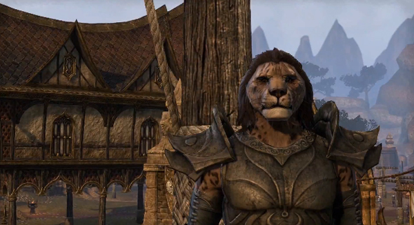 The Elder Scrolls Online: Character Creation