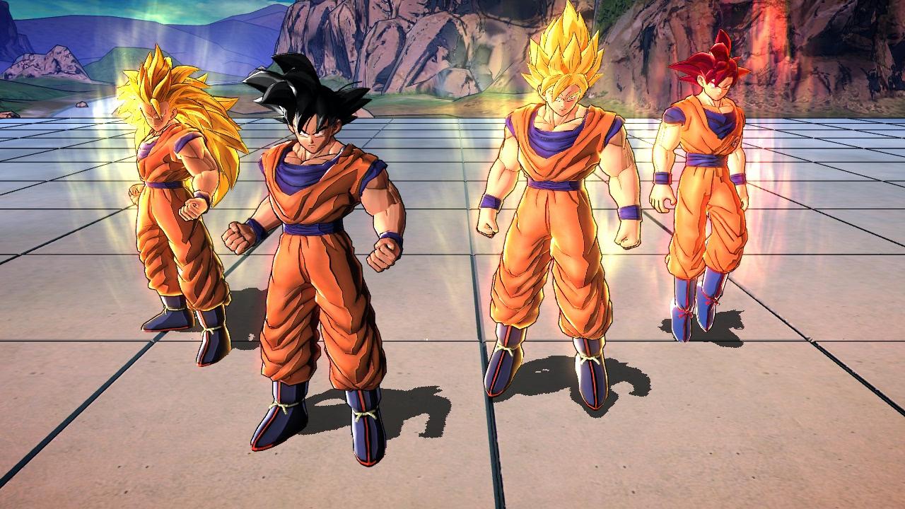 Confirmados nuevos personajes en Dragon Ball Z: Battle of ...