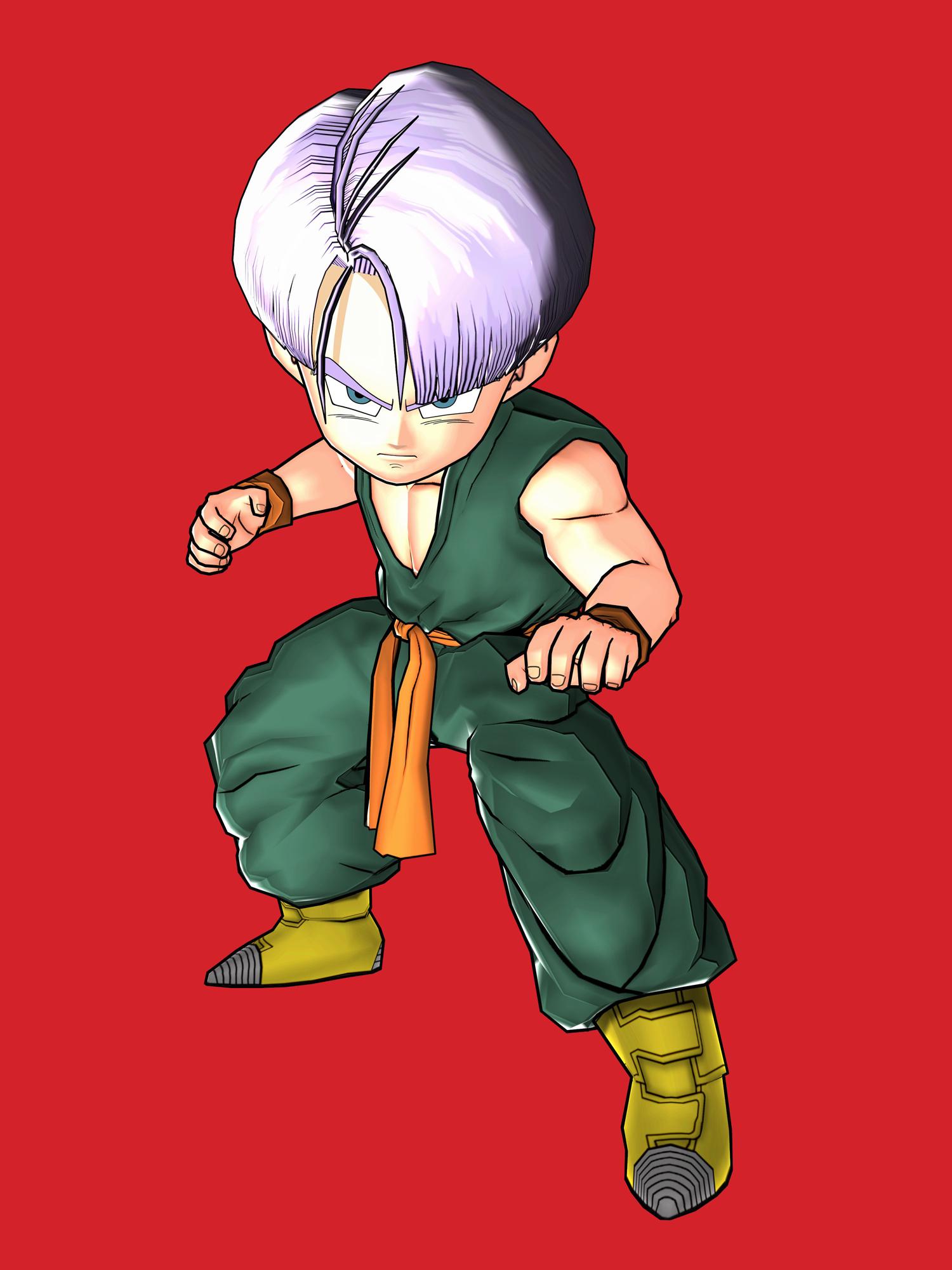 Confirmados nuevos personajes en Dragon Ball Z: Battle of