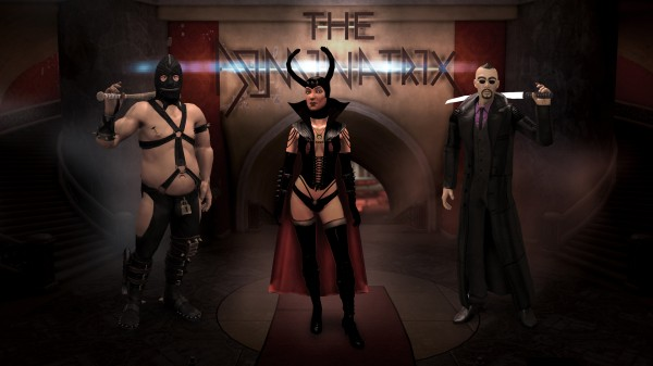 Saints Row IV's 'Enter the Dominatrix'