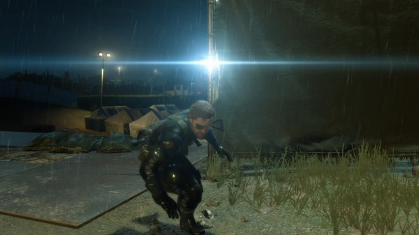 Meta Gear Solid V: Ground Zeroes