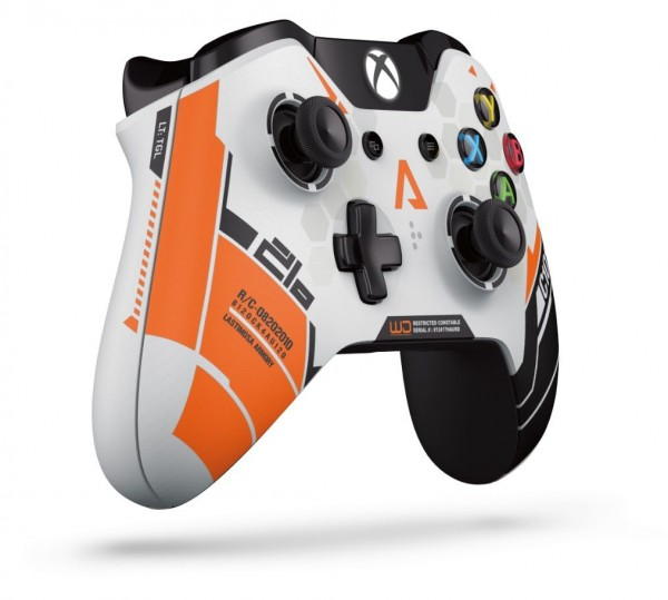 Mando Xbox One Titanfall
