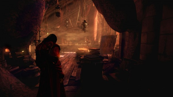 Explorando el mundo de Castlevania: Lords of Shadow 2