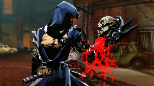 Yaiba:Ninja Gaiden Z